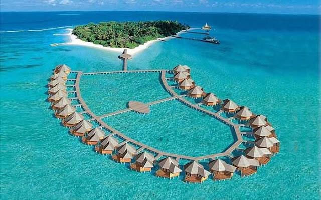 سحر جزيرة ماليه وأفضل الأماكن السياحية بجزر المالديف