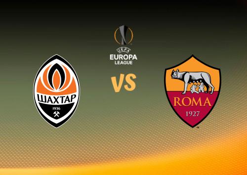 Shakhtar Donetsk vs Roma  Resumen