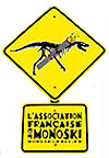Logo Association Française de monoski