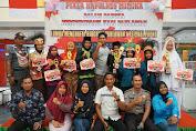 Piala Kapolres Mimika, Binmas Noken Polri Meriahkan Lomba Menghafal Pahlawan Nasional Papua