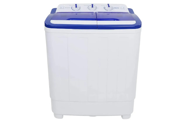 4- ROVSUN Portable Washing Machine Electric