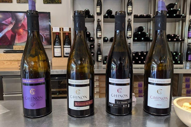 Loire Valley Wine: Pierre and Bertrand Couly