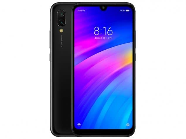 Redmi 7 cellphone details