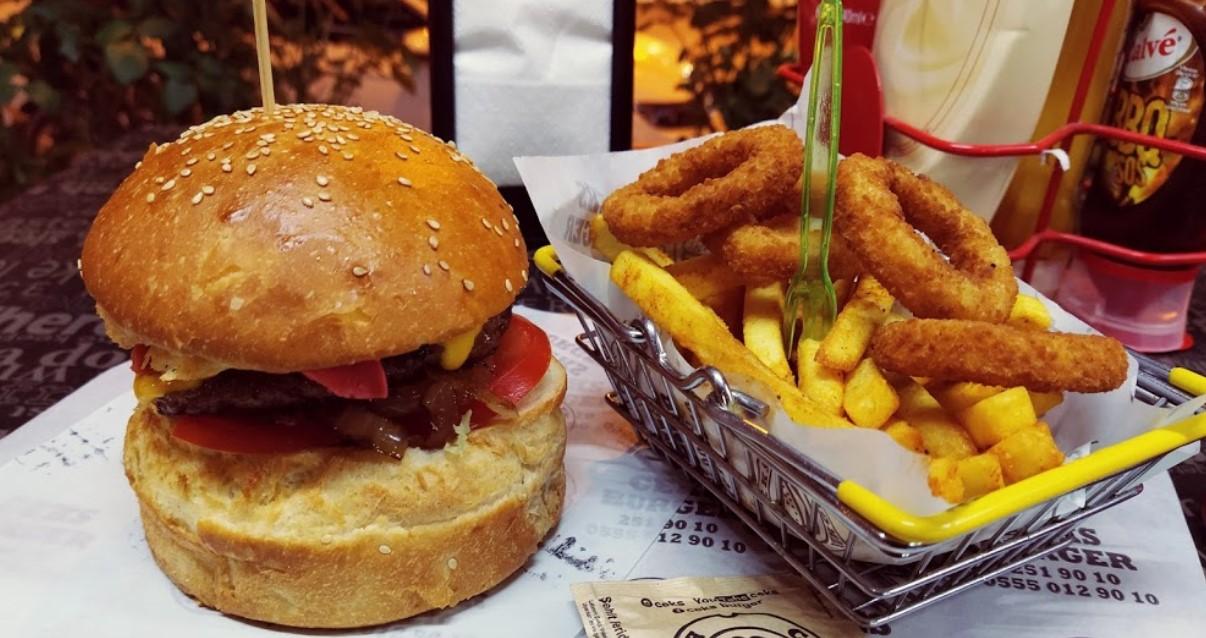 bigceks burger gaziemir izmir menü fiyat listesi hamburger sipariş