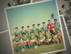 A valiosa sede campestre do Alecrim possuía cinco campos de futebol