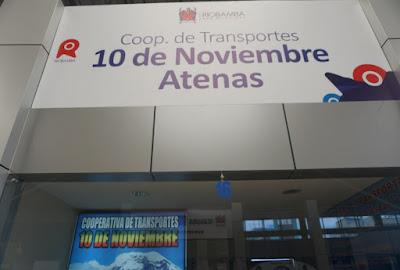 Terminal Terrestre Riobamba