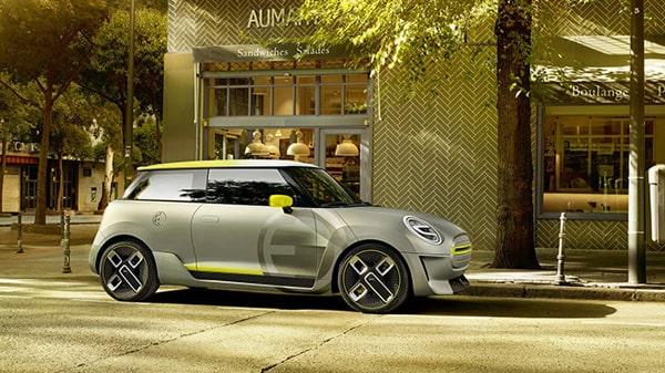 Elektrikli Otomobil - MINI Electric
