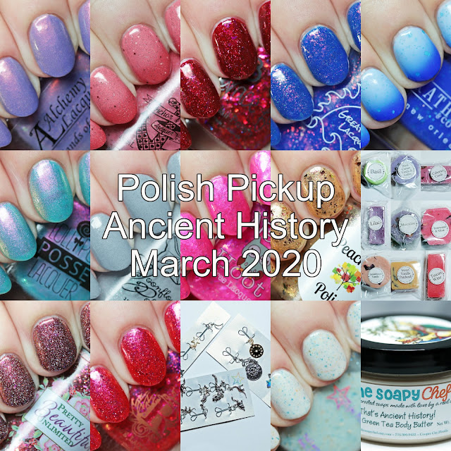 Polish Pickup Ancient History March 2020