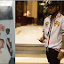 Music Star, Davido Shares Rare Photo Of His Late Mum, Veronica Adeleke And His Dad In Childhood Throwback