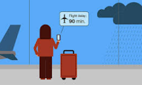 Travel Tips for weather condition and Flight Delays