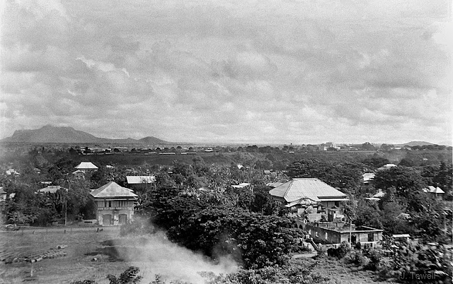 A photograph of the then-town of Batangas in 1945, courtesy of John Tewell on Flicker.  The original is here.