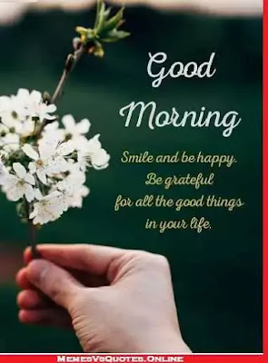 Beautiful Good Morning Pictures And Images, smile and be happy