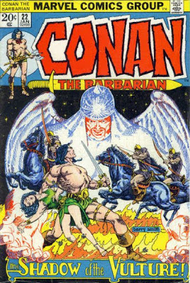 Conan the Barbarian #22, The Vulture