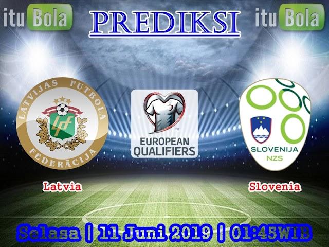 Prediksi Latvia vs Slovenia - ituBola
