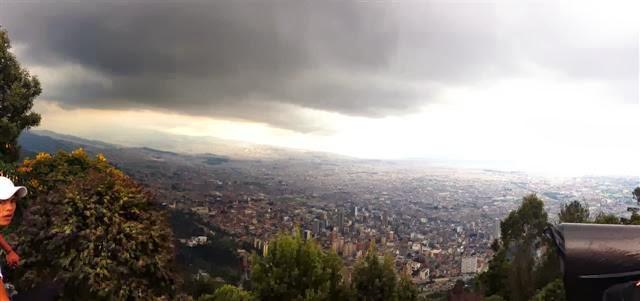 bogota colombia turismo