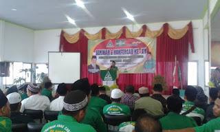 Seminar dan Konfercab ke-XV GP Ansor Subang