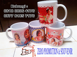 Souvenir mug ulang tahun, mug ulah, gelas mug murah souvenir ulang tahun anak