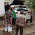 Veículo invade casa em Capim Grosso