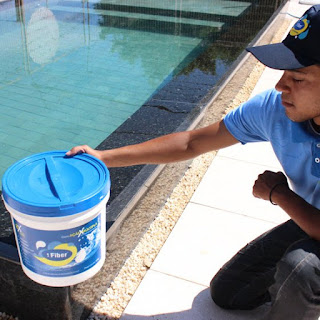 como limpar piscina