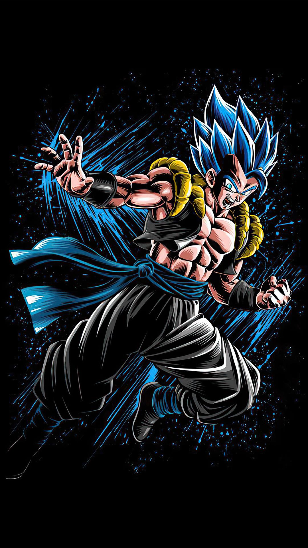 Dragon Ball Z Gogeta Wallpaper