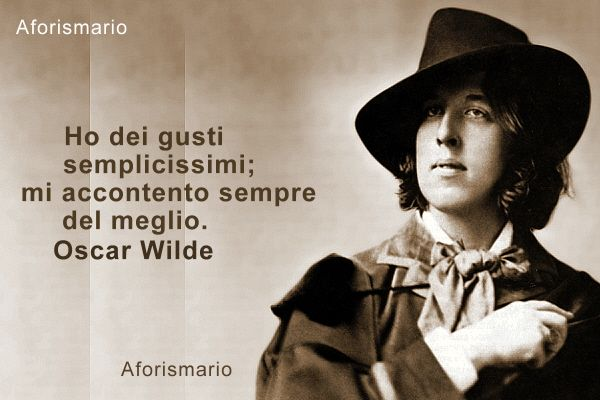 Famoso Aforismario®: Oscar Wilde - 350 aforismi geniali e frasi paradossali UV03