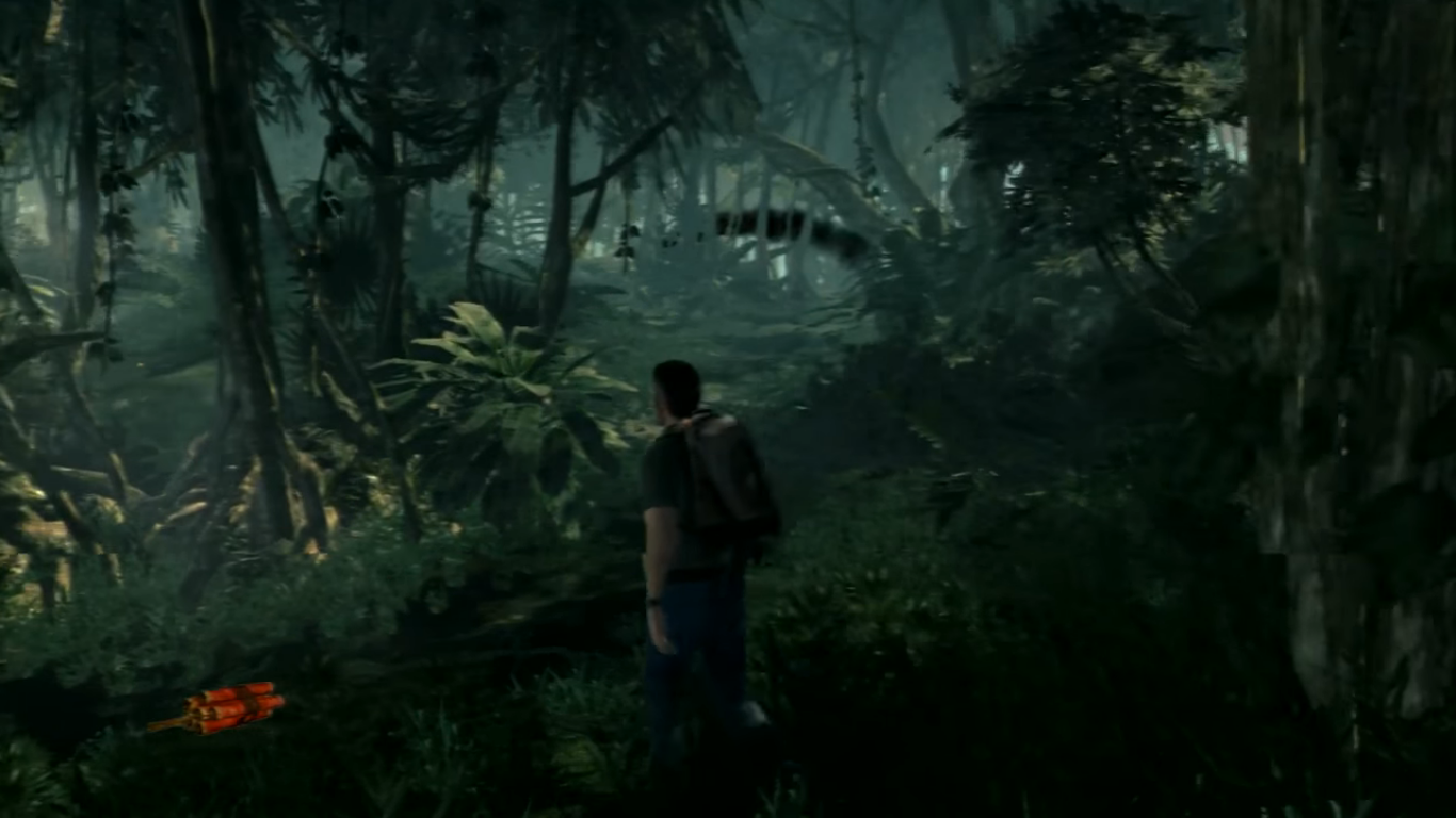 Lost: Via Domus (PS3) - The Game d on