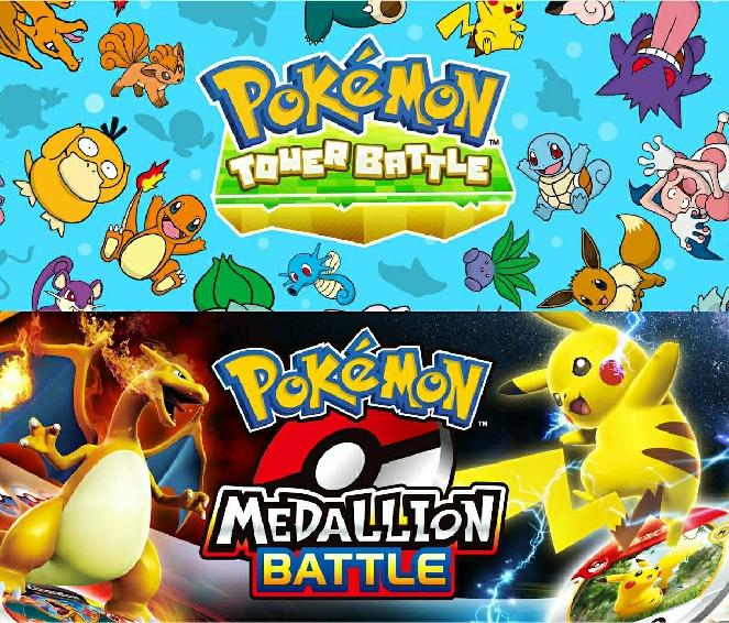 game, pokemon tower battle, pokemon medallion battle, facebook instan game, facebook gaming, game news,