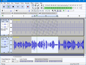 Download Audacity Free Open Source Audio Editor