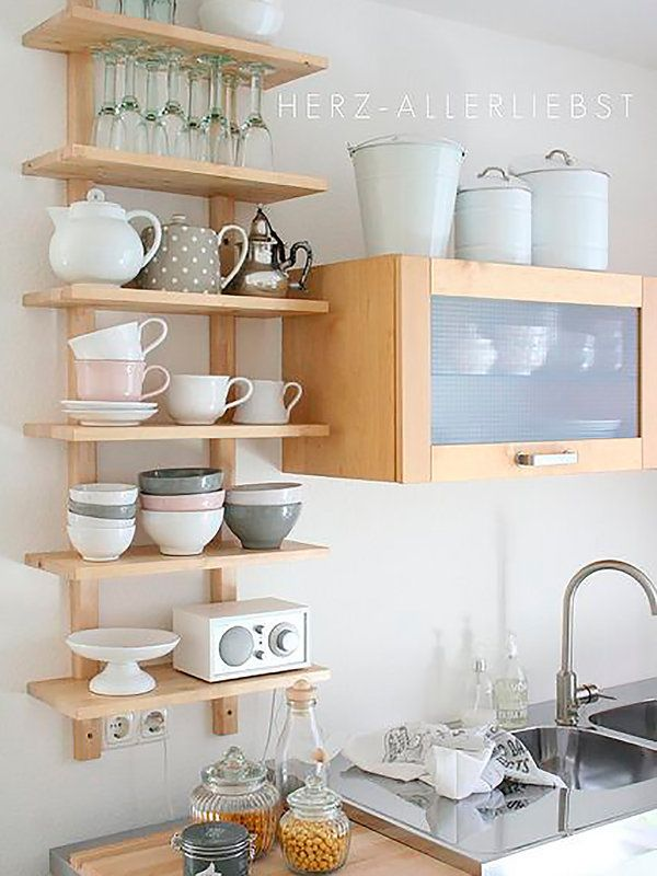 Small Kitchen Decoration Ideas - Simple Kitchen Design Layout 4