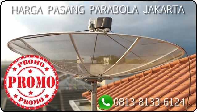 pasang parabola jakarta timur, pasang parabola jakarta selatan, pasang rotator parabola