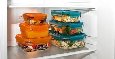 QSN: Guardar sobras de comida