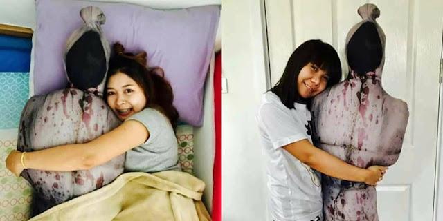 Sensasi Tidur bersama Guling Horor: Mulai dari Pocong, Vroh hingga Vampir Cina