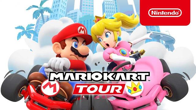 Mario Kart Tour (Mobile) recebe trailer do modo multiplayer