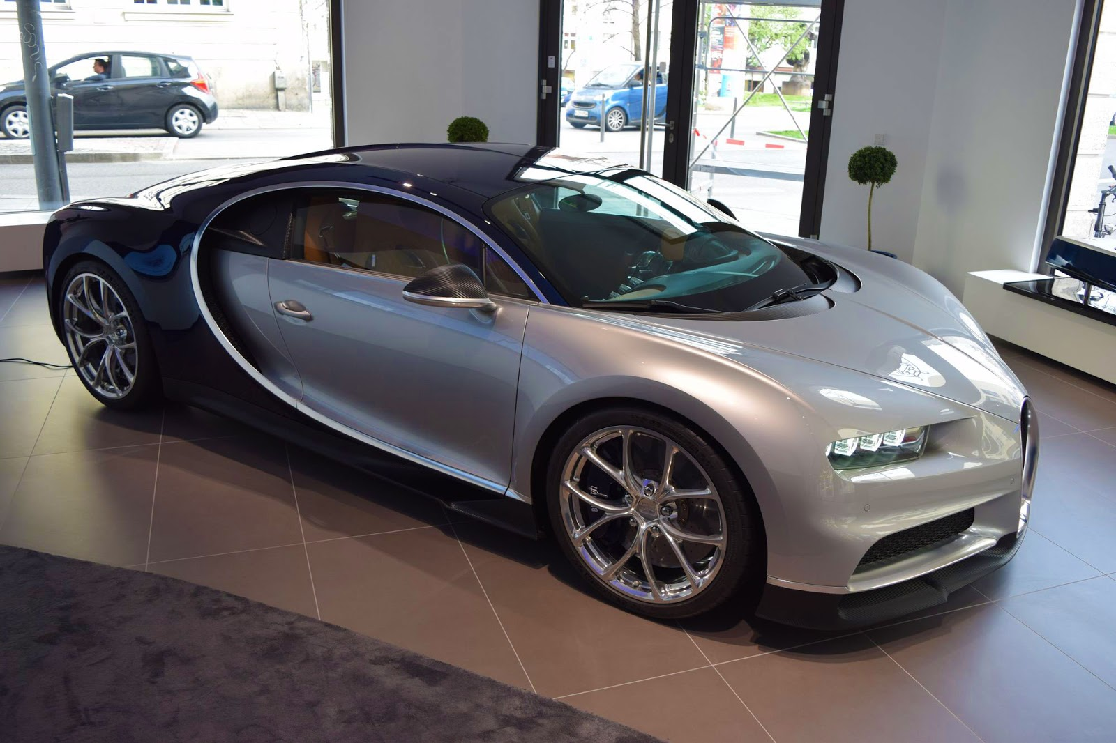 We Get Some Time Alone With The Bugatti Chiron Carscoops