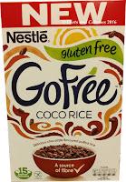 Nestle Gluten Free Go Free Coco Rice