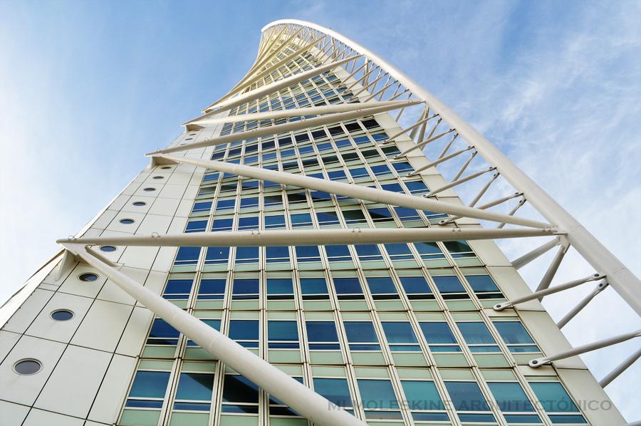 Mi Moleskine Arquitectonico Santiago Calatrava Turning Torso
