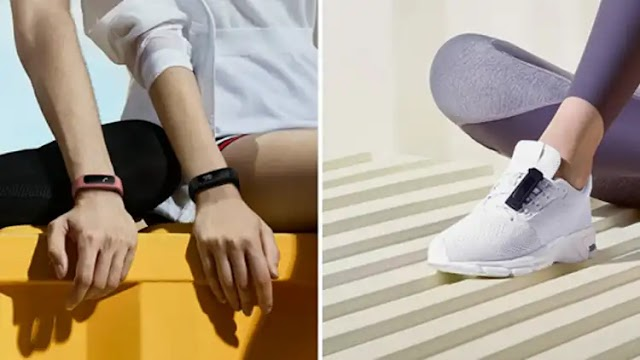 Huawei launches 'Huawei Band 4e', a smart band that can be worn on shoes