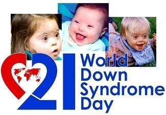 Imagen de lindos niños con Síndrome de Down
