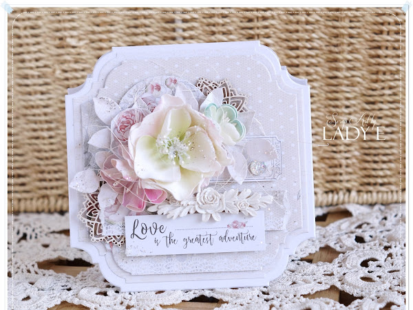Wedding Card & The Rose Avenue Collection