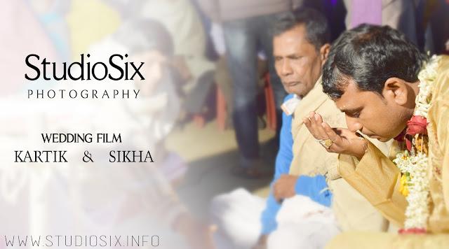 Sikha Weds Kartik