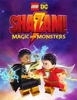 pelicula LEGO DC: Shazam – Magia y Monstruos (2020)