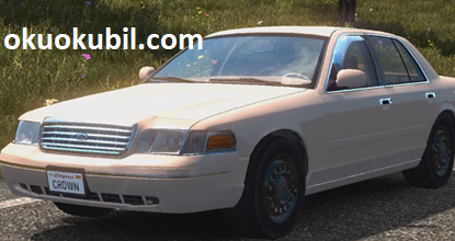 ETS2 1.34 1.35 Ford Crown Victoria Araba Modu Hemen İndir Haziran 2019