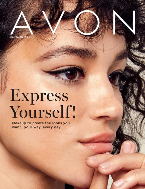 Express Yourself! Avon Campaign 17 2021