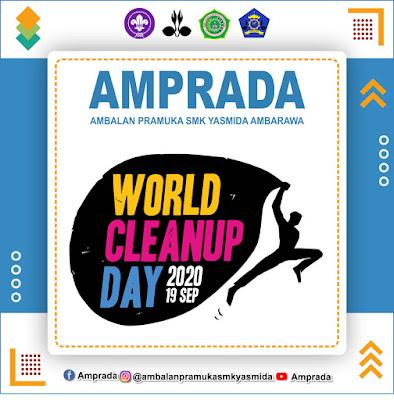 Word CelanUp Day Pramuka SMK Yasmida Ambarawa