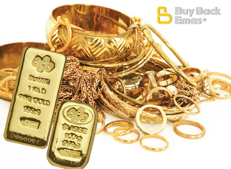 Buy Back Gold Bar