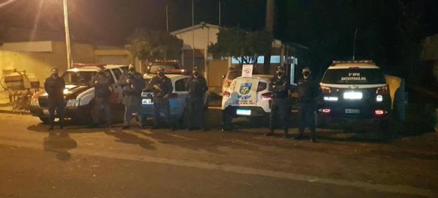 Motorista de aplicativo é feito refém durante assalto em Pirapozinho