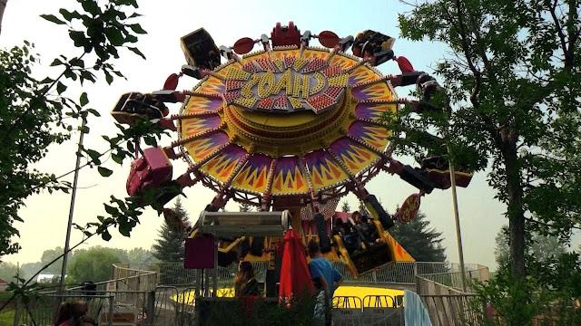 the Calaway amusement Park