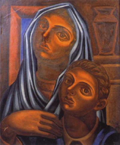 Maternidad, 1937