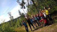 Voyage de Marche Nordique en Finlande Juillet 2017