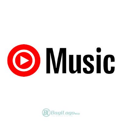 YouTube Music Logo Vector